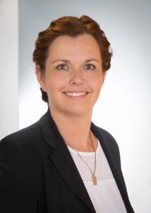 Disponentin Ulrike Stanislaus